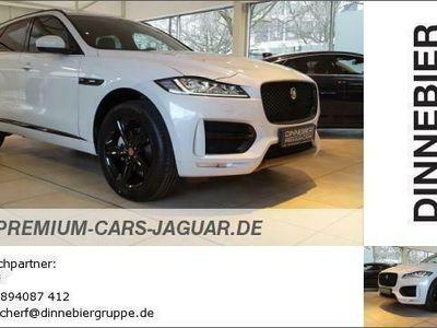 gebraucht Jaguar F-Pace R-Sport AWD 20d, Euro6 Gebrauchtwagen, bei Autohaus Dinnebier GmbH