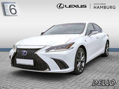 gebraucht Lexus ES300 h F-Sport ML Soundsystem HUD NAVI ACC