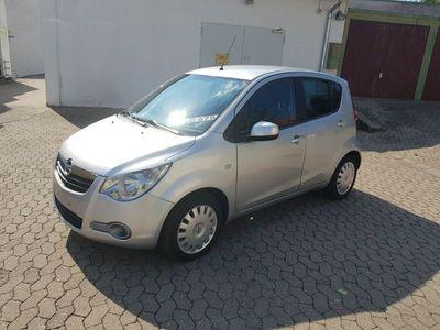 gebraucht Opel Agila B Edition 4 Liter Verbrauch