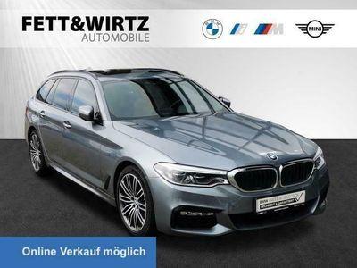 gebraucht BMW 540 d xDrive GSD DA