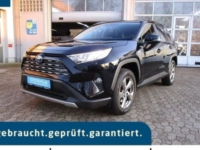 gebraucht Toyota RAV4 2.5 Hybrid Club *Navi* *Technik-Paket*