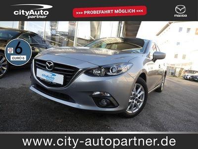 gebraucht Mazda 3 2.0 SKYACTIV-G 120 BM Center-Line Euro 6 Navi