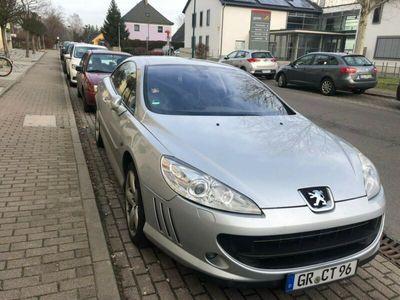 gebraucht Peugeot 407 Coupe V6 210 Automatik Platinum