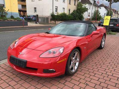 gebraucht Corvette C6 Convertible * 1. Hand * Deutsches Fahrzeug * Nur 10.000 km*