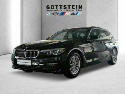 gebraucht BMW 520 i mit Navigationssystem
