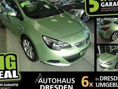 käytetty Opel Astra GTC 1.4 Turbo Active *top gepflegt*