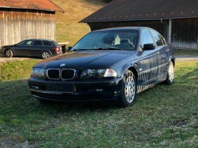 gebraucht BMW 318 Verkaufe e46 i