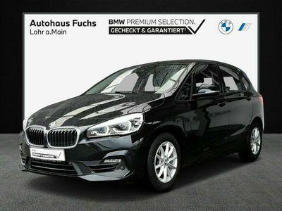 gebraucht BMW 218 Active Tourer i Advantage EU6d-T Park-Assistent LED Fernlichtass. El. Heckklappe