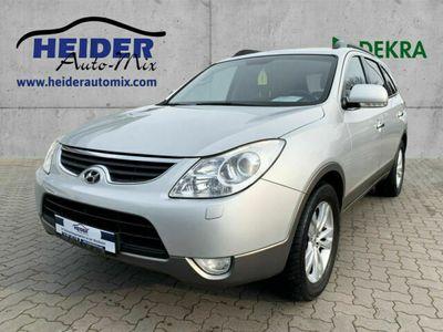 gebraucht Hyundai Veracruz Premium Aut. 4x4 (3,5 T.Zuglast-Leder-AHK)