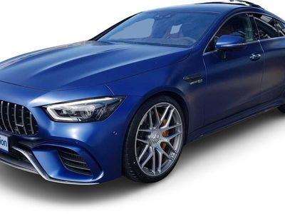 gebraucht Mercedes AMG GT AMG GT63 S+DESIGNO+DISTR+360°+EDW +M-BEAM+DAB+21'