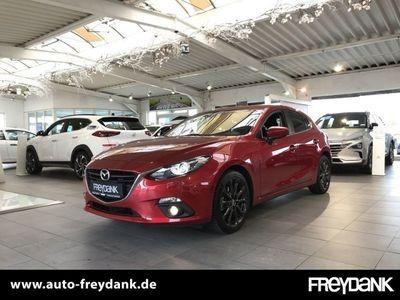 gebraucht Mazda 3 SKYACTIV-G 120 NAKAMA NAVI