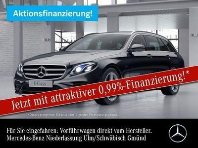 gebraucht Mercedes E300 T AMG WideScreen 360° Multibeam Distr