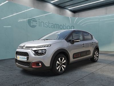 gebraucht Citroën C3 C31.2 83PS C-Series AirBump 5-türig Neues Modell Sitzheizung LED-Scheinw. Klimatronic PDC -Radio mit Bluetooth DAB+ 7''-Touchscreen Apple CarPlay Android Auto