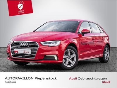 gebraucht Audi A3 Sportback 1.4 TFSI e-tron S tronic basis