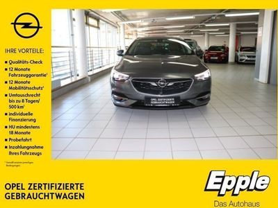 gebraucht Opel Insignia B Sports Tourer INNOVATION 2.0 CDTI EU6d-T LED Navi Keyless Rückfahrkam. Fernlichtass.
