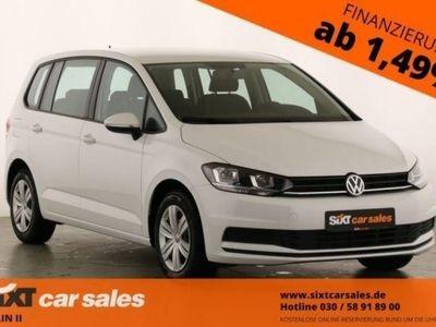 gebraucht VW Touran 1.6TDI Trendline Klima|ab 1,49%*