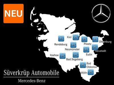 gebraucht Mercedes GLC350 d 4M Coupé AMG Line Burmester/LED/Memory