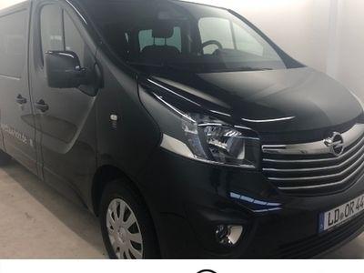 gebraucht Opel Vivaro Combi 1.6 Diesel
