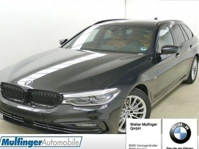 gebraucht BMW 530 d T.Sport Driv-Ass+ACC Parkass.Kamera Komf-Z.
