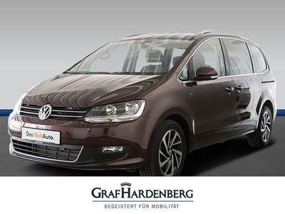 gebraucht VW Sharan 2.0 TDI DSG JOIN ACC Navi Rückkamera AHK