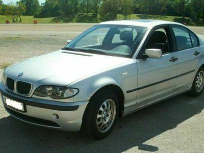 gebraucht BMW 316 E46 i - Tüv neu