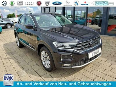 gebraucht VW T-Roc 1.5 TSI DSG Sport /AppConnect/ LightAssist