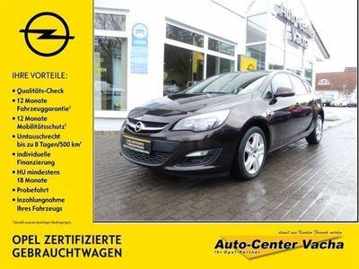 gebraucht Opel Astra 1.4 Turbo Edition +Sitzheizung