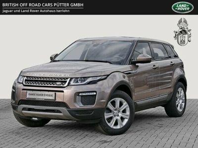 gebraucht Land Rover Range Rover evoque SE TD4 180PS Leder Navi Keyless e-Sitze Rückfahrka