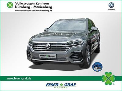 gebraucht VW Touareg 3.0 TDI DSG R-Line Navi Inno AHK SD beh.