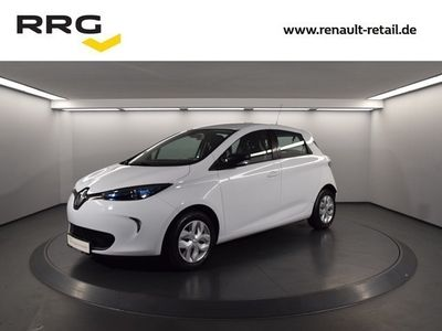 gebraucht Renault Zoe LIFE 41kWh zzgl. Batterie Miete