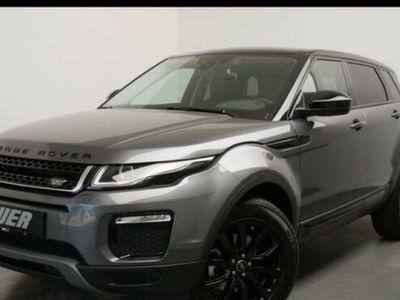 gebraucht Land Rover Range Rover evoque 2.0 TD4 SUV (Navi Leder LED)