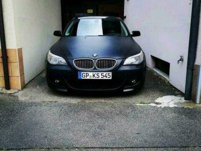gebraucht BMW 545 i V8 M-Paket Optik