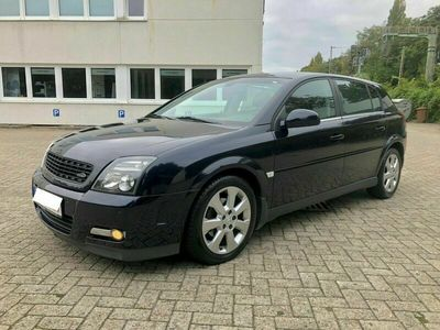 "gebraucht Opel Signum Cosmo""1.Hand,LückenlosScheckhe,Vollausstt"