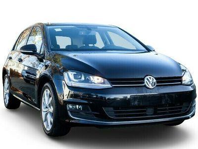 gebraucht VW Golf VII GolfHIGHLINE 2.0 TDI DSG +NAVI+ACC+XENON+4TÜR