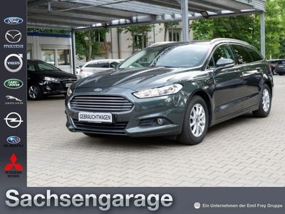 gebraucht Ford Mondeo Turnier 2.0 TDCi Business Edition Allwetter