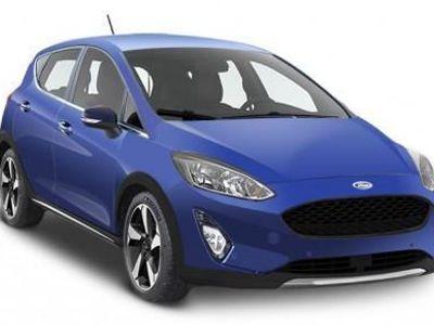 gebraucht Ford Fiesta 5tg. 1.0 Eco S/S Euro 6d-TEMP Act...