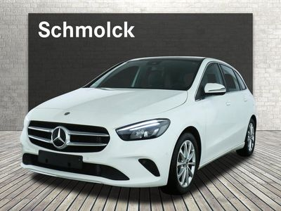 gebraucht Mercedes B180 PROGRESSIVE/MBUX/AUTOM/LED/KAMERA/EASY-P.