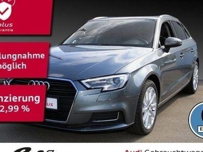 gebraucht Audi A3 Sportback Design 1.0 TFSI MMI*PDC*XENON+