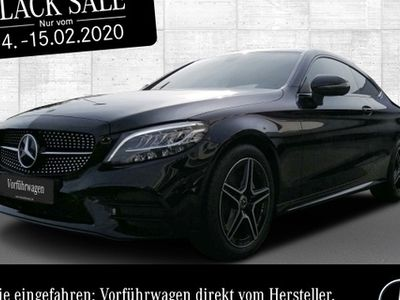 gebraucht Mercedes C180 Cp. AMG LED Night Keyl-GO Kamera PTS Sitzh