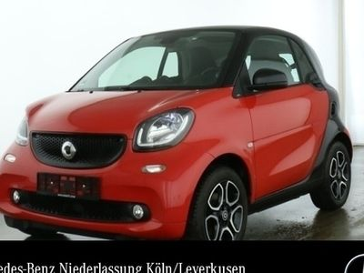 gebraucht Smart ForTwo Coupé 66kW prime DCT cool&Media SHZ Pano