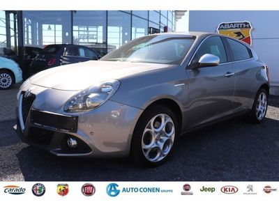 gebraucht Alfa Romeo Giulietta Super 1.4 TB 16V Xenon-Navi-17 Zoll LM