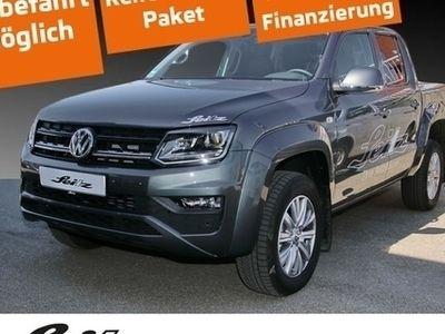 gebraucht VW Amarok 3.0 TDI 4Motion Comfortline AHK, Navi uvm
