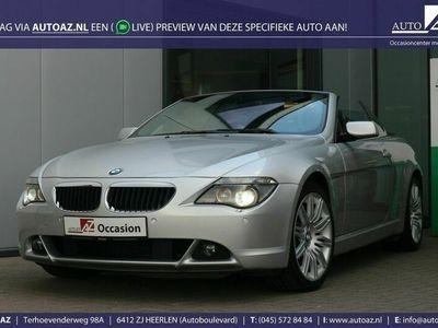 gebraucht BMW 630 Cabriolet 630i 259PK / navi