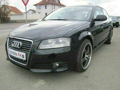 """gebraucht Audi A3 1.6 Ambition *KLIMAAUTO*SITZHEIZUNG*18""""ALU* als Kleinwagen in Schömberg"""