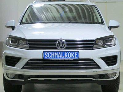 gebraucht VW Touareg TDI3.0V6 SCR BMT 4Mot Autom. Leder Xenon