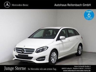 gebraucht Mercedes B180 STYLE+LED+NAVI+PTS +TEMPOMAT+MULTIFUNKLENK
