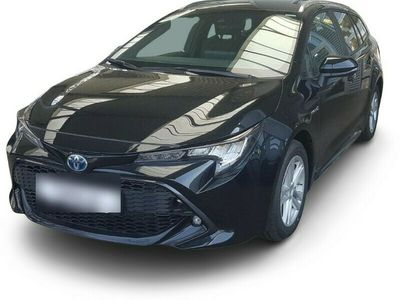 gebraucht Toyota Corolla Corolla1.8-l-Hybrid Klimaautom. Navi Sitzheiz.