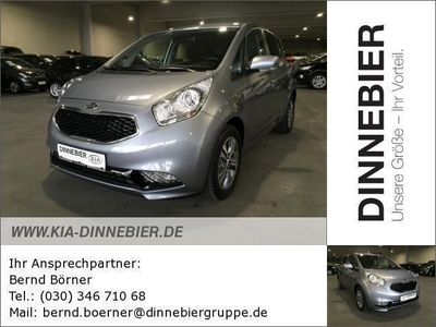 gebraucht Kia Venga Spirit 1.6*Automatik*Klima*Navi* Jahreswagen, bei Autohaus Dinnebier GmbH