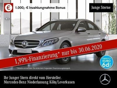 gebraucht Mercedes C220 d Avantgarde LED Kamera Spurhalt-Ass SpurPak