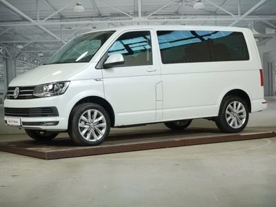 gebraucht VW Multivan T62.0TDI Comfortline Navi 18LM Standhzg